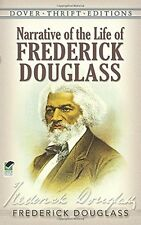 Narrative of the Life of Frederick Douglass Dover Edition Homeschooling NEW