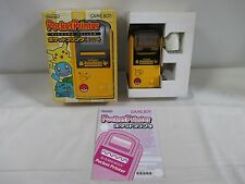 GB -- Pocket Printer Pikachu Yellow -- New! Box. Game Boy, JAPAN Nintendo. 21651