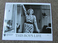 THIS BOY's LIFE  1993  Promotional  Film / Cinema PHOTO