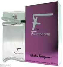 jlim410: Salvatore Ferragamo F for Fascinating, 90ml EDT cod ncr/ paypal