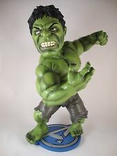 "Marvel Avengers ""The Hulk"" Wackelkopf-Figur Wacky Wobbler Bobble Headknocker"
