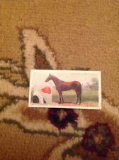Cigarette Card Ogdens Ogden's Derby Entrants 1926 no 1 M47