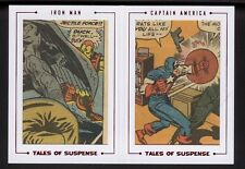 2015 Marvel Avengers Silver Age Dual Archive Cuts TS95 Tales Of Suspense /40