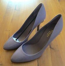 Gucci Authentic 100% Patent Leather Lavender Pumps Heels Shoes US 6 IT 36