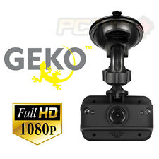 "PAPAGO GEKO E100 FULL HD 1080P 120"" Wide view angle DASHCAM Video Recorder"