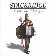 NEW - Sex and Flags by Stackridge