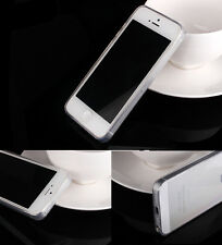 Clear Transparent Crystal Soft Gel TPU Silicone Skin Cover Case For iPhone 5C