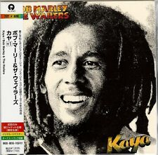 MINI LP CD VYNIL RÉPLICA IMPORT JAPON + OBI  BOB MARLEY & THE WAILERS / KAYA