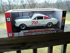 1:18 Shelby Collectibles Ford Mustang Shelby 1966 GT 500R