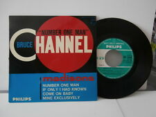 "bruce channel""number one man""ep7""or.fr philips:434533.de 1962 biem rare"