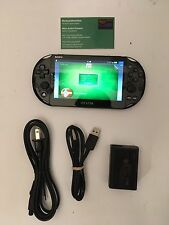 ps vita Playstation Vita Slim Wi-Fi System LCD PCH 2001 ver 3.51 To 3.57