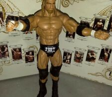 WWE The Game Triple-H Mattel Action-Figur 2012 Wrestling WWF