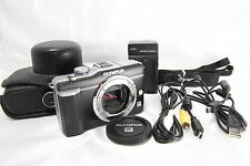 Very Good Olympus Pen E-PL1 12.3MP Digital Camera - Black #846 s11