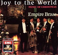 Empire Brass : Empire Brass - Joy to the World / Music of Christmas CD (1990)