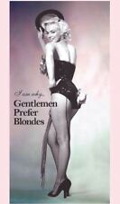 Marilyn Monroe Beach and Bath Cotton Towel - Gentlemen Prefer Blondes Bunny Suit