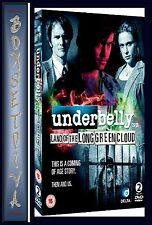 UNDERBELLY NEW ZEALAND - LAND OF THE LONG GREEN CLOUD *BRAND NEW DVD*