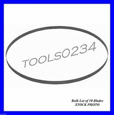 Milwaukee 48-39-0512 44-7/8 in. Band Saw Blade 14 TPI Bulk Lot of 10 Blades