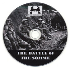 The Battle of the Somme (1916) World War 1 Documentary DVD (Ancre Prequel) (WW1)