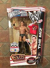 Mattel WWE Elite THE MIZ TRU Best of PPV BAF Ricardo Exclusive Build a Fgiure