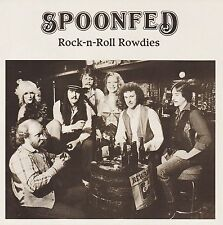 CD Spoonfed Rock N Roll hooligans/Hard Southern Rock USA 1983/38 SPECIAL