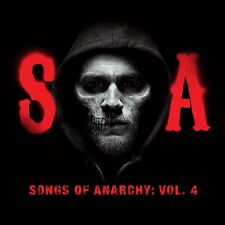 SONS OF ANARCHY (TELEVISION SOUNDTRACK) - SONGS OF ANARCHY,VOL.4  CD NEU