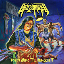 Bio-cancer - Tormenting the Innocent CD 2015 thrash Greece Candlelight