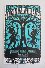 Lucinda Williams Fillmore Concert Poster from 2003 Original San Francisco Love