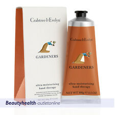 Crabtree & Evelyn Gardeners Hand Therapy 100g-Gorgeous Fragrance, Smooth Hands