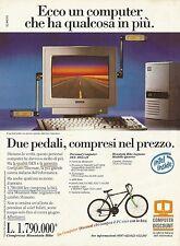 X7316 Personal Computer DEX 486sx25 - Computer Discount - Pubblicità 1994 - Adv.