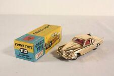 Corgi toys 211 S, Studebaker Golden Hawk, Mint en box, #ab1726