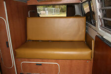 Westfalia Mustard Vinyl Cover  R/R Bed Seat Bottom VW T2 Early Bay 1968-74 C9487