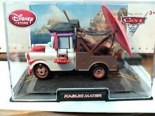 DISNEY STORE CARS 2 KABUKI MATER DIE CAST COLLECTOR CASE