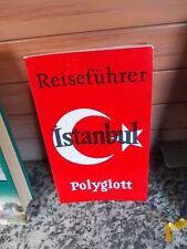 Reiseführer Istanbul, aus dem Polyglott Verlag 1987/88