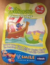 Los Backyardigans Viking Voyage V. smile Vtech 3-5 años Nick Jr