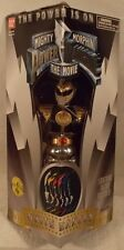 "Mighty Morhpin Power Rangers MMPR The Movie - 8"" White Ranger Saba Sword (MISB)"