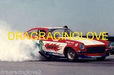 "Mart Higgenbotham ""Drag-On"" 1971 Chevy Vega NITRO Funny Car PHOTO!"
