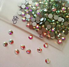 Swarovski crystals flat back crystal AB 4.0mm 1000 pieces non hotfix for design