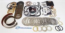 Complete Dodge 48RE Transmission Master Rebuild Kit HD Bands + Solenoids Sensor