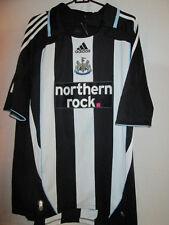 Newcastle United 2007-2008 Home Football Shirt Size 2xl /8607