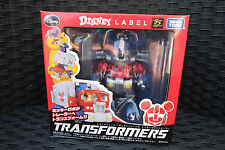Takara Tomy Transformers Disney Label Mickey Mouse ACTION FIGURES