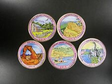 2014 Complete Set of National Parks Colorized Quarters