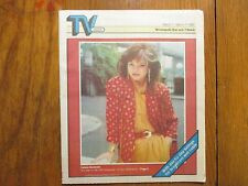 Mar 1-1987 Minneapolis Star Tribune TV Week Mag(VALERIE BERTINELLI/JUDITH KRANTZ