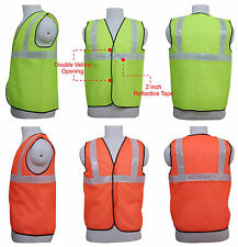 Akaira Multi Use Industrial / Traffic Safety Reflective Vest / Jacket