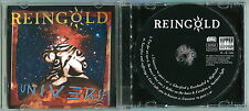 REINGOLD - ´´UNIVERSE´´ - RARE SWEDISH METAL CD 1999 LIKE MADISON