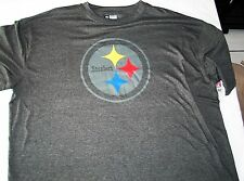 Pittsburgh Steelers NFL Licensed Team Apparel Logo Shirt Size 3XL