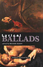 Lyrical Ballads (Longman Annotated Texts), , Good Condition Book, ISBN 058203302