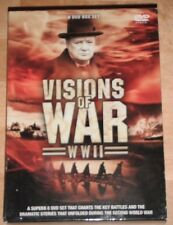Visions Of War - World War 2 (8 Disc Boxset)