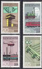 DDR 1985 Mi. Nr. 2968-2971 Postfrisch ** MNH