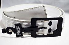 Fox Racing Men Belt Name CUTLESS White Size 40/42