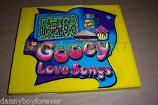 Retro LunchBox presents Gooey Love Songs CD Double Captain of Her Heart T'Pau